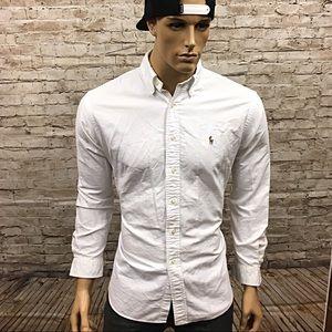 Men's Polo Ralph Lauren Classic Shirt 16.5 34/35